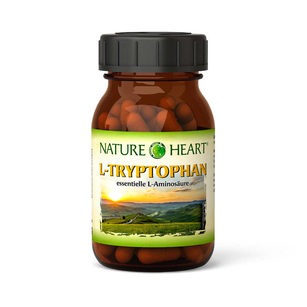 Nature Heart L-Триптофан, 60 капсул